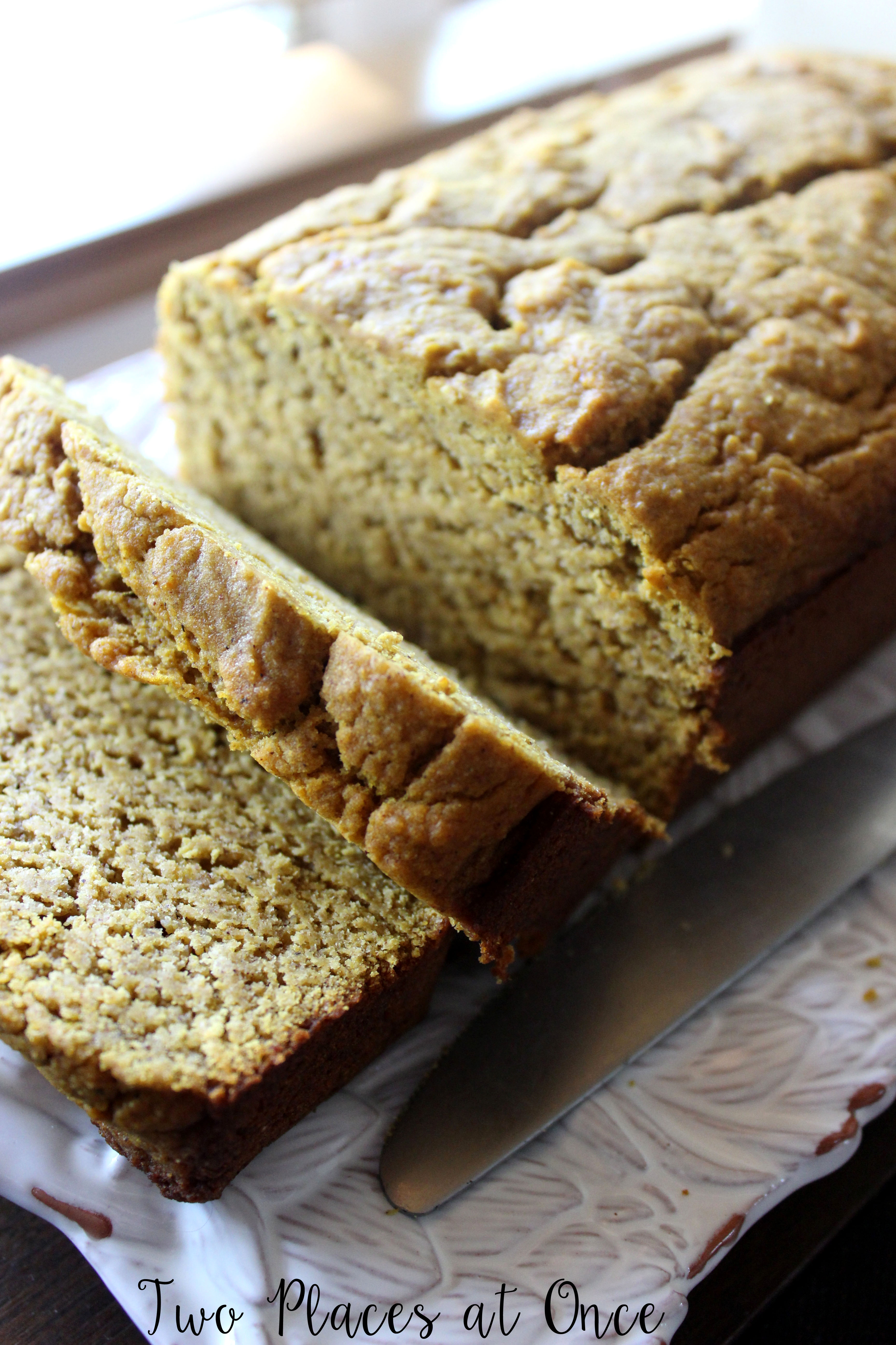 Pumpkin Quick Bread | Two Places at Once