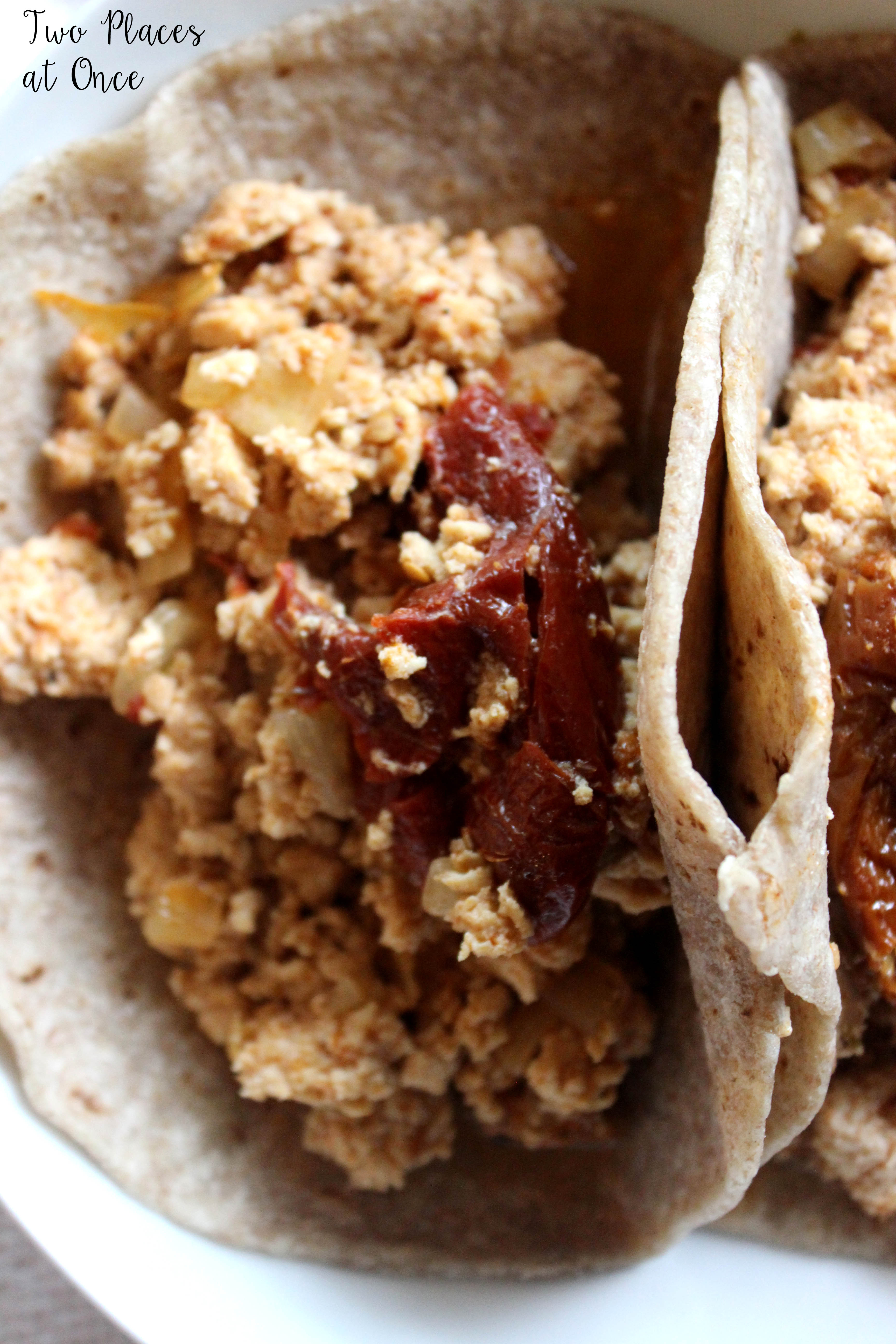 Slow Cooker Chipotle Turkey Tacos